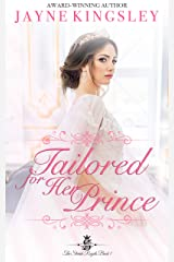Tailored For Her Prince (The Stenish Royals Book 1): Sweet Royal Romance Kindle Edition