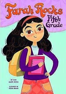 Farah Rocks Fifth Grade