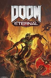 Trends International Doom Eternal - Marauder Wall Poster, 22.375