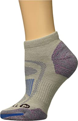 Zoned Low Cut Light Hiker Sock