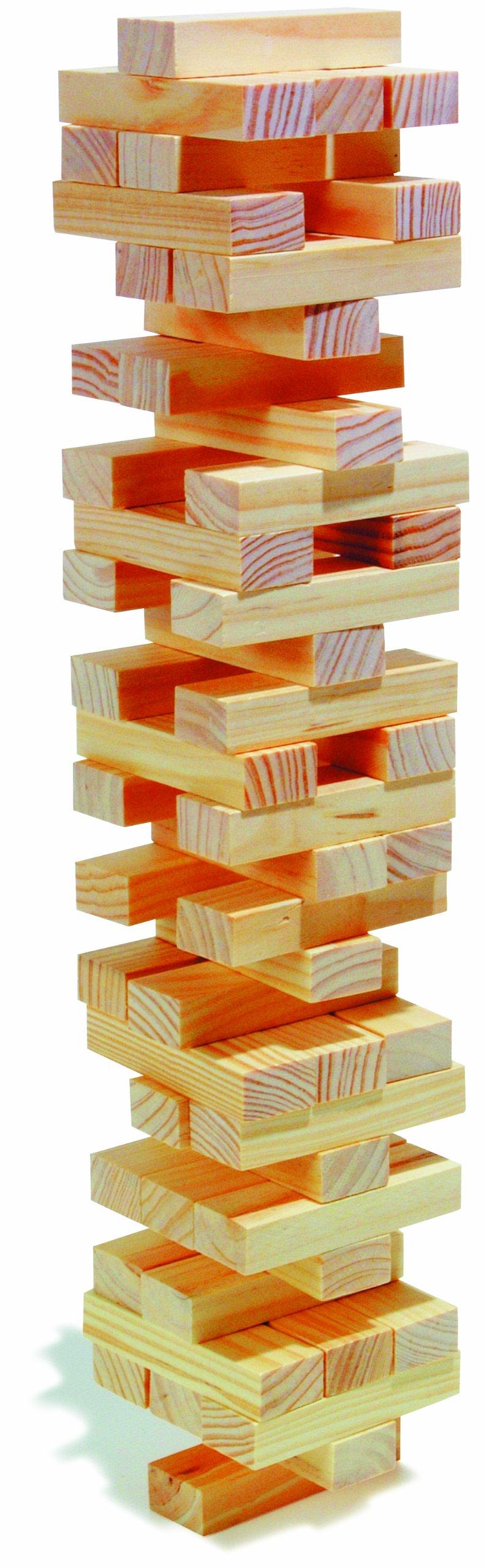 small foot company Torre Tambaleante: Amazon.es: Juguetes y juegos