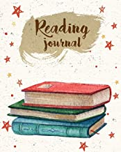 Reading Journal: Perfect Gifts For Book Lovers - 8