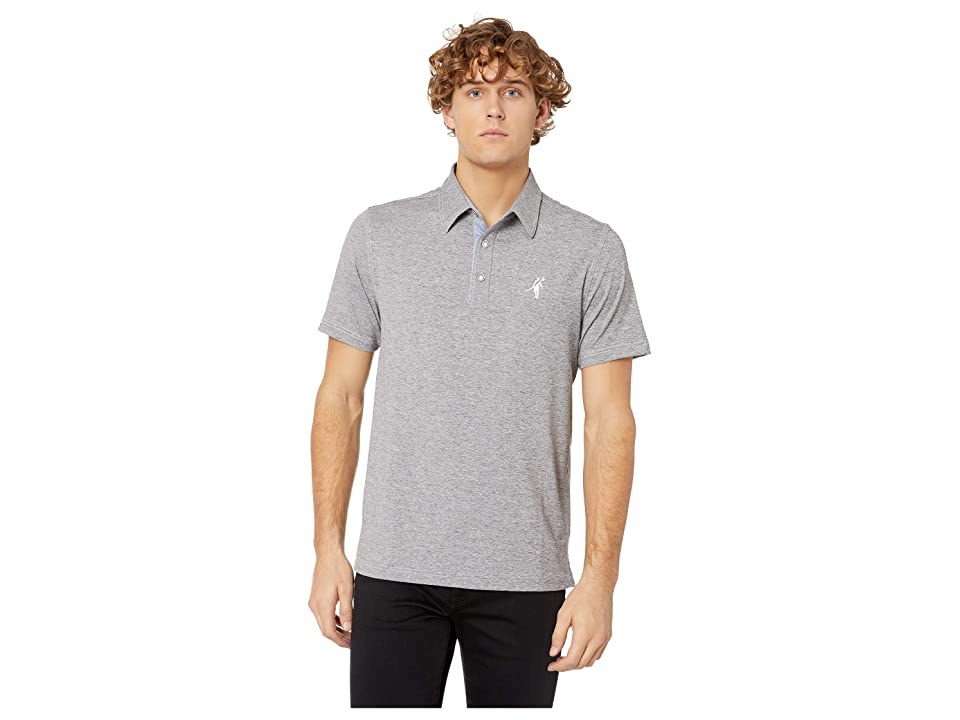 Toes on the Nose Ventura Polo (Black) Men