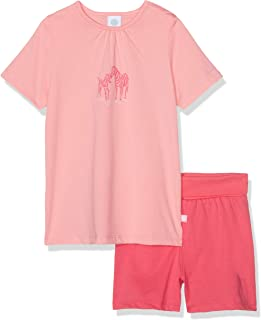 81d4e99fc3 Sanetta Baby-Mädchen Pyjama Short Zweiteiliger Schlafanzug