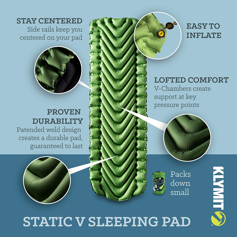 Klymit Schlafmatte Static V