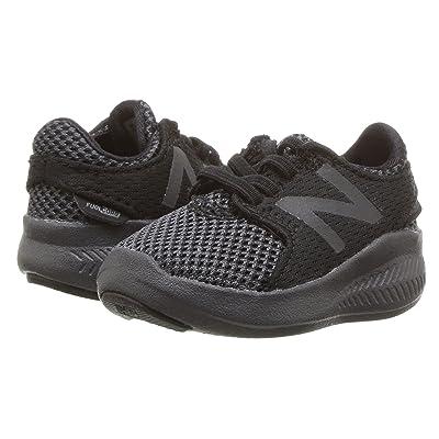 New Balance Kids KACSTv3I (Infant/Toddler) (Black/Magnet) Boys Shoes