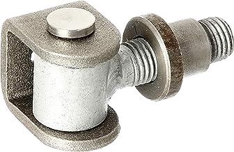 GAH-Alberts 418304 poortheng, verstelbaar, thermisch verzinkte oogbout, verbindingsbout en borgring van rvs, schroefdraad M16
