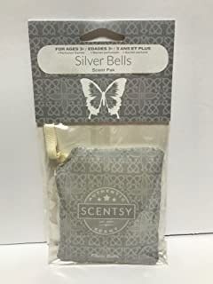 Scentsy Scent Pak Silver Bells