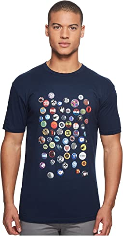 Ben Sherman - Pin Badge Screen Tee