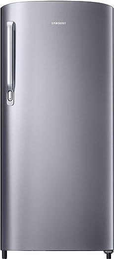 Samsung 192 L 2 Star Direct Cool Single Door Refrigerator (RR19A241BGS/NL, Grey Silver) 1