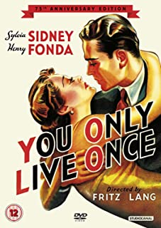 You Only Live Once [Edizione: Regno Unito] [Reino Unido] [DVD]