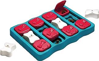 Outward Hound - Nina Ottoson 67333 Dog Brick Games and Puzzles - Level 2,Blue