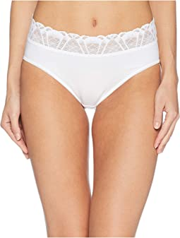 Cotton with Lace French Briefs
