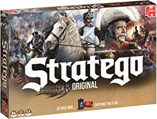 Jumbo Stratego 19496 Original Game, Multi
