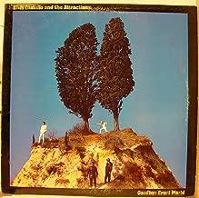 Elvis Costello & Attractions GOODBYE CRUEL WORLD vinyl record