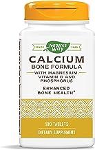 Nature's Way Calcium Bone Formula w/Magnesium, Vitamin D3 & Phosphorus, 180 Count