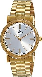 Titan analog Silver Dial Men's Watch NM1712YM01/NN1712YM01