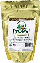 TOP's All-in-One USDA Organic Certified Seed Mix