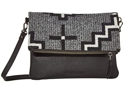 Pendleton Kiva Steps Fold-Over Clutch (Kiva Steps) Handbags