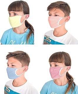 comprar comparacion Relaxsan - Set 3 Bandas Boca Nariz Adultos Y NIÑOS Lavables Reutilizables Tejido bacteriostático