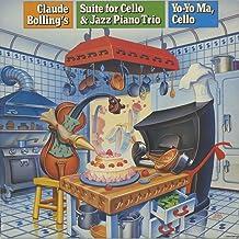 ボーリング:チェロとジャズ・トリオの組曲
