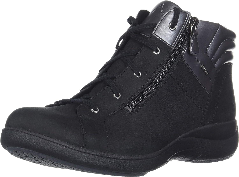 Aravon Womens Rev Stridarc Waterproof Low Boot Ankle Boot