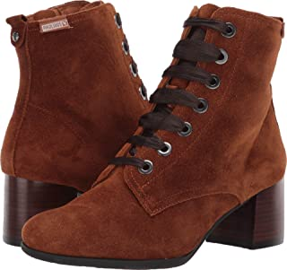 brandy patent boots