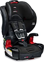 Britax Frontier ClickTight Harness-2-Booster Car Seat - 2 Layer Impact Protection - 25 to 120 Pounds, Cool Flow Ventilating Fabric, Grey
