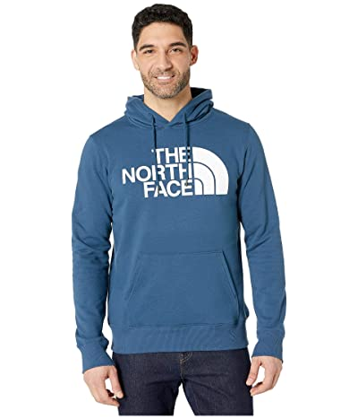 The North Face Half Dome Pullover Hoodie (Blue Wing Teal) Men