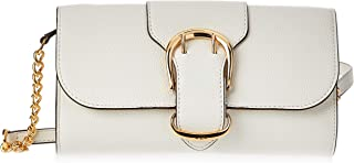 Ralph Lauren Clutch for Women- Vanilla