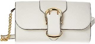 Ralph Lauren Clutch for Women- Vanilla