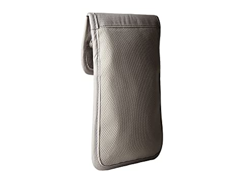 gris RFID cuello Pacsafe bolsa X75 Coversafe para el n0Sqq61EO