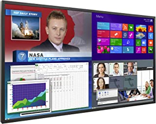 Planar EP Touch Series 4K Interactive Commercial Dispay 50