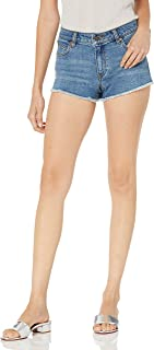 Volcom womens Stoney Stretch Short Denim Shorts