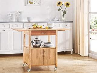 scandinavian kitchen cart