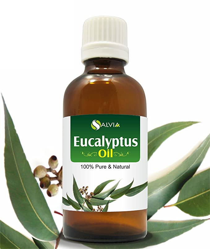フレッシュよく話される心のこもったEUCALYPTUS OIL 100% NATURAL PURE UNDILUTED UNCUT ESSENTIAL OIL 30ML