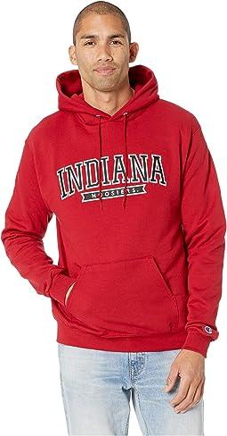 Indiana Hoosiers Eco® Powerblend® Hoodie 2