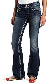 Silver Jean Women's Suki Bootcut Jean