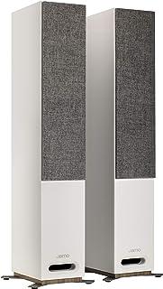 Jamo Studio Series S 807-WH White Floorstanding Speakers - Pair