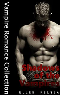 Shadows of the Vampires: Vampire Romance Short Story Collection (Horror, Suspense, Paranormal series Book 1) (English Edition)