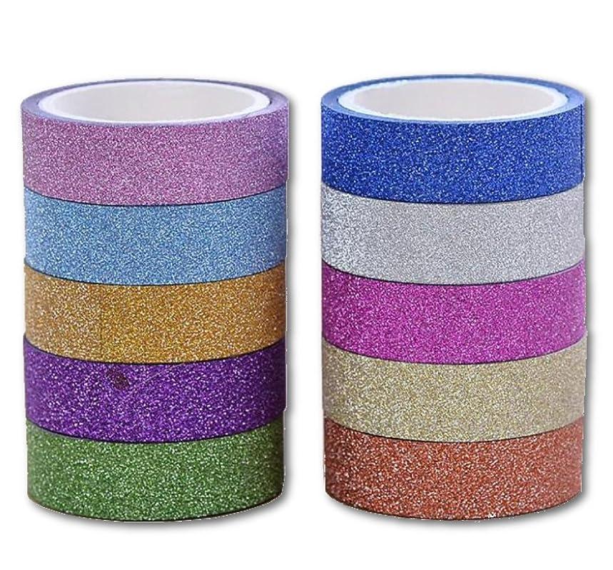 Katara? 1792 Decorative Glitter Duct Tape, Colourful
