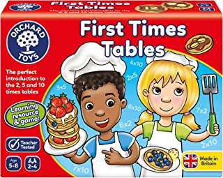 Orchard Games First Times Tables Game