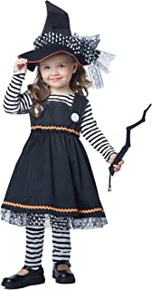 California Costumes Crafty Little Witch Toddler Costume, Size 3-4