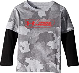 Transverse Camo Boxed UA Slider (Toddler)