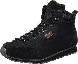 Jack Wolfskin MOUNTAIN DNA LT MID M, mens Low-Top Sneakers, Black Tarmac Grey, 13 UK (48 EU)