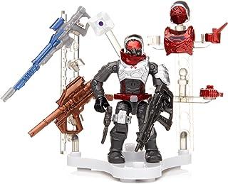 Mega Bloks Destiny Hunter Starwinder Armory Building Set
