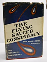The Flying Saucer Conspiracy by Major Keyhoe