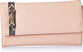 Baggit Women's Wallet (Peach)