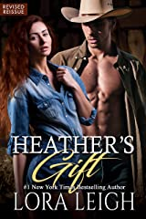 Heather's Gift (Men of August Book 3) Kindle Edition