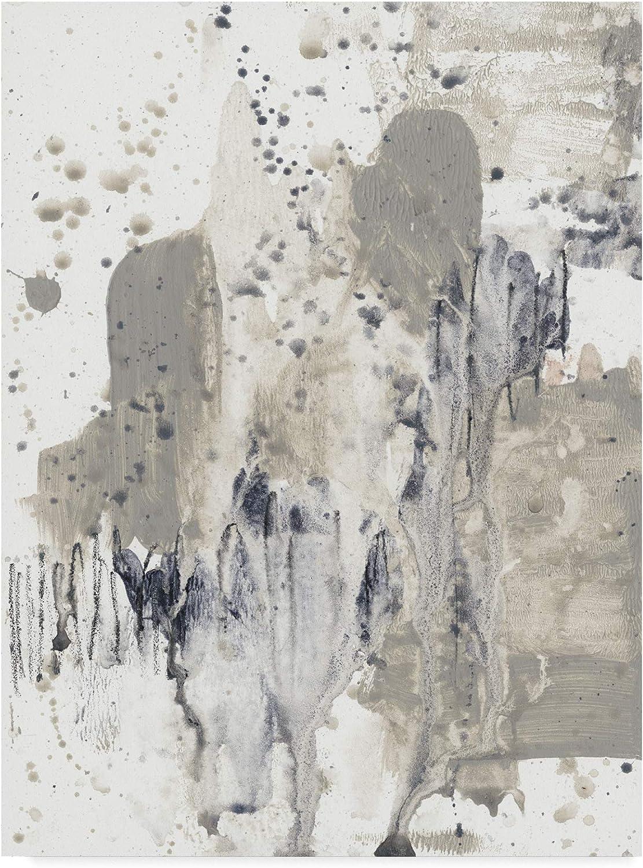 Trademark Fine Art Paynes Splash I by Jennifer goldberger, 14x19